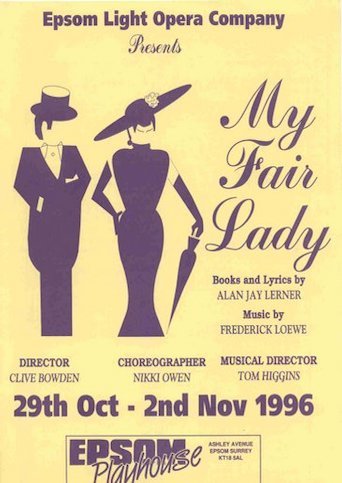 1996-My Fair Lady