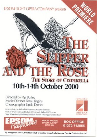 2000-Autumn-The Slipper and the Rose