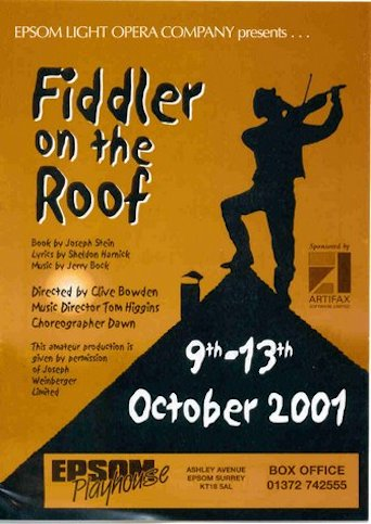 2001-Fiddler on the Roof