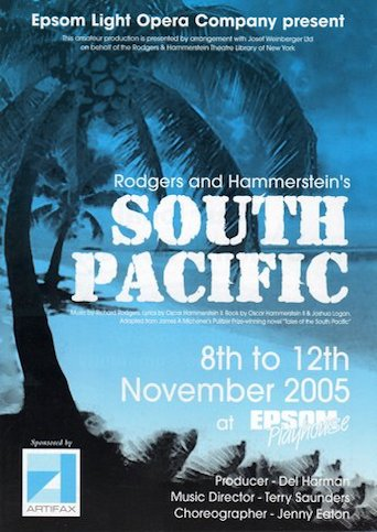 2005-Autumn-South Pacific